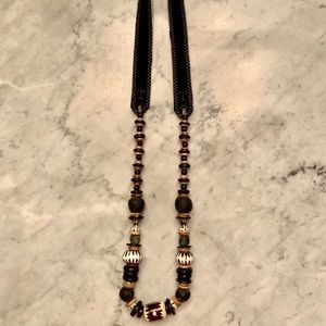 Twine & Twig Classic Batik Necklace